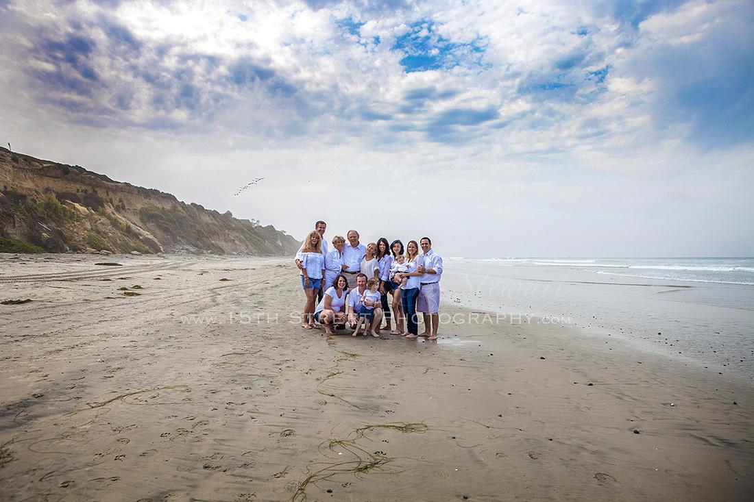 www.15thStreetPhotography.com, San Diego Family Portrait Photographer Monica Kane Stewart, San Diego Beach Portraits, La Jolla Family Photographer, Del Mar Beach Portrait, California Beach Portrait Ph