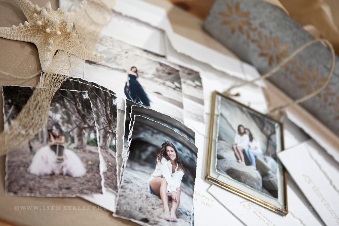 Luxury Women's Gifts San Diego Beach Family Senior Portraits
