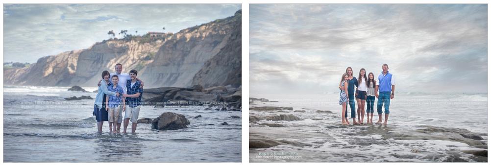 Best Beach Family Portrait Photographer La Jolla California Newport Laguna Beach