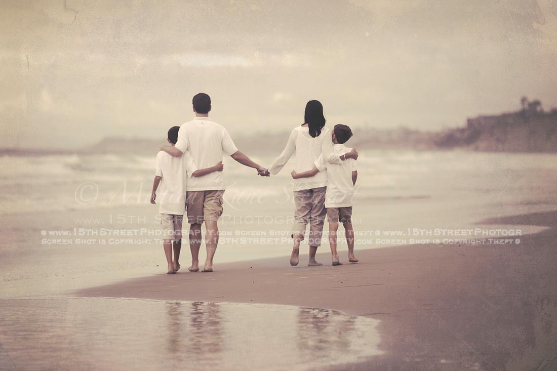 Beautiful Fine Art Family Portrait Candid Lifestyle Beach Photographer San Diego La Jolla Rancho Santa Fe California