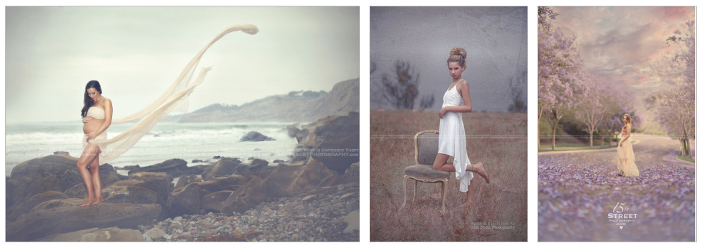 Maternity & Women's Goddess Portrait Photographer Southern California