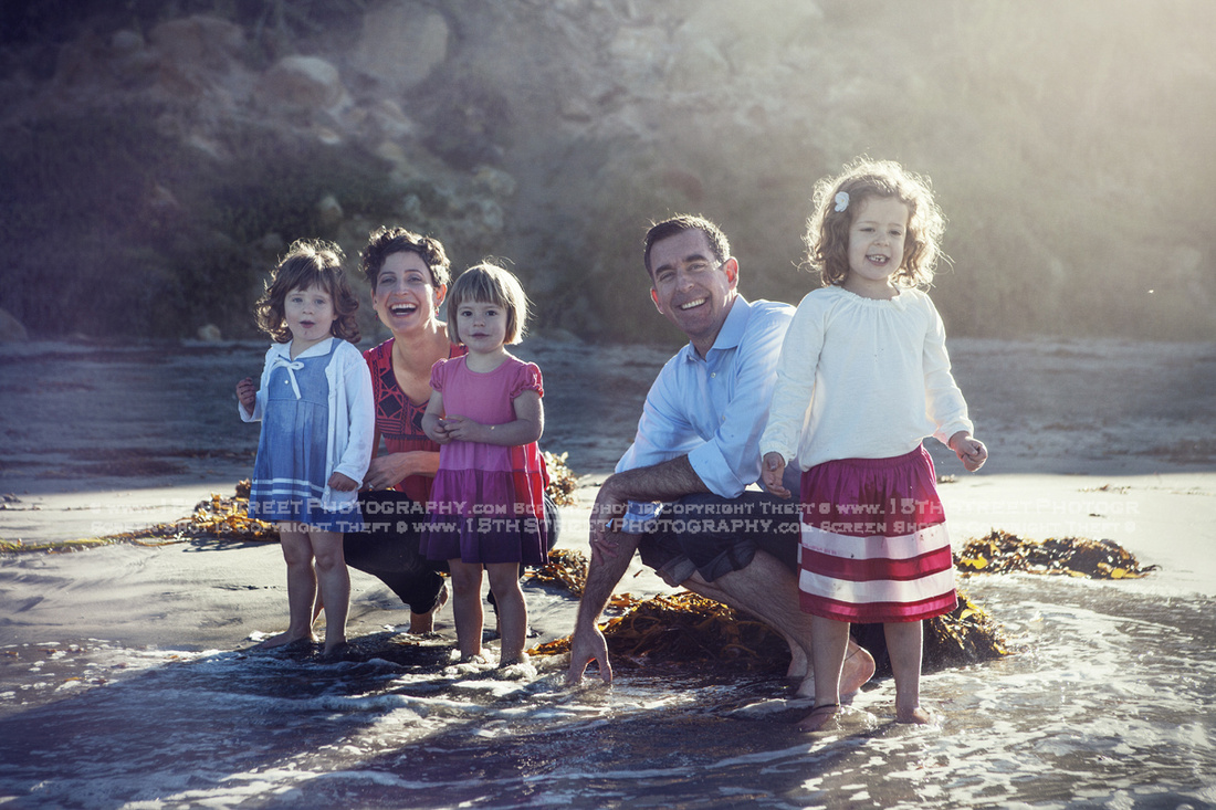 Beautiful Fine Art Family Portrait Candid Lifestyle Beach Photographer San Diego La Jolla Rancho Santa Fe California