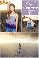 Boho Senior Portrait Photographer Field Beach California Torrey Pines La Jolla San Diego Cathedral CCA TPHS